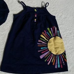Gap sundress size 12 to 18 months